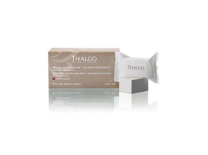 Thalgo INDOCÉANE Mliečny kúpeľ v šumivých tabletách