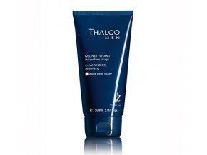 Thalgo Čistiaci pleťový gél pre mužov detoxikačné
